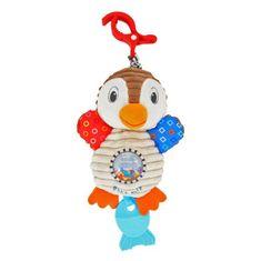 Baby Mix Plyšová hračka s vibráciou Baby Mix tučniak Podľa obrázku
