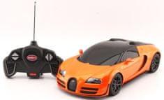Mondo Motors Bugatti Grand sport Vitese 1:18, narancssárga