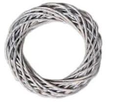 EverGreen pleteni vijenac 2, promjer 30 cm