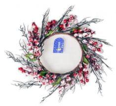 EverGreen vijenac s bobicama 2, promjer 35 cm