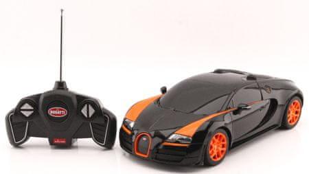 Mondo Motors Bugatti Grand sport Vitese 1:18, fekete
