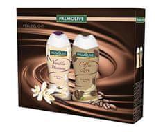 Palmolive Feel Delight poklon paket, 2x gel za tuširanje