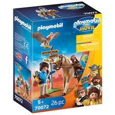 Playmobil figura Marla s konjem (70072)