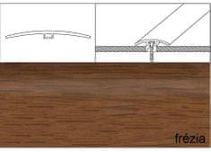 Effector Prechodové lišty narážacie A66, 3,2 x 93 cm - frézia