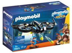 Playmobil Robotitron z dronom (70071)