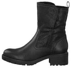 Tamaris Dámske členkové topánky 1-1-26462-23-001 Black