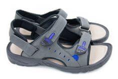 Dámské sandály TexBase šedé