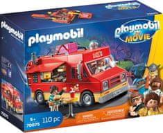 Playmobil Delov tovornjak s hrano in Marlo (70075)