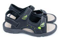 Pánské sandály TexBase černé