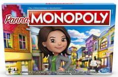 HASBRO gra MS Monopoly