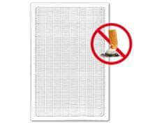Comedes filter pre fajčiarov do čističky vzduchu s ionizátorom Comedes LR 200 (2v1: HEPA