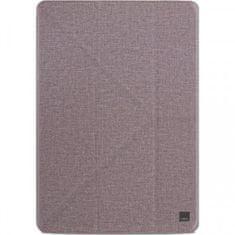 UNIQ zaščitni flip ovitek Yorker Kanvas Plus iPad Air (2019) (UNIQ-NPDAGAR-KNVPBEG), French Beige bež
