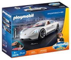 Playmobil Rex Dasherjeva misija s Porschejem (70078)