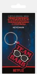 Stranger Things Přívěsek na klíče Stranger Things - Team Barb