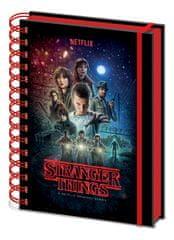 Stranger Things Blok A5 Stranger Things - Eleven
