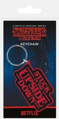 Stranger Things Přívěsek na klíče Stranger Things - Stuck in the Upside Down