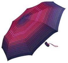 Esprit Damski parasol Easymatic Light Gradient Stripe s Purple