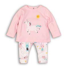 Minoti otroški bombažni komplet, majica in hlače BUNNY 3