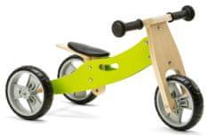Nicko Drewniany rowerek 2w1 mini