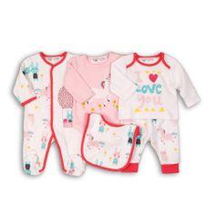Minoti zestaw podarunkowy dla niemowląt BUNNY 5