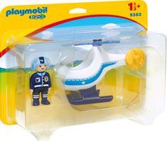 Playmobil Policijski helikopter (9383)