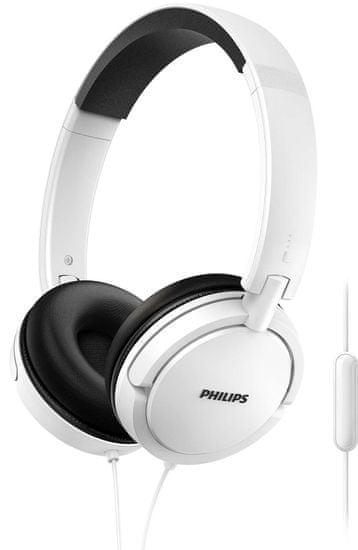 Philips SHL5005, bílá - rozbaleno