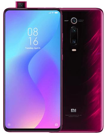 Xiaomi Mi 9T Pro, 6 GB / 64 GB, 16,23 cm, 4000 mAh, rdeč