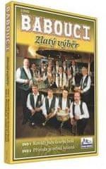 Babouci: Babouci 1+2 - Zlatý výběr (2x DVD) - DVD