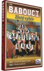 Babouci: Babouci 3+4 - Zlatý výběr - (2x DVD) - DVD