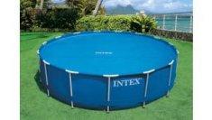 Intex 29020 Bazénová plachta SOLAR 244cm