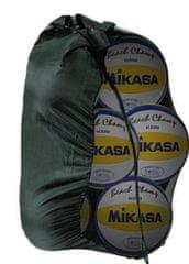 Mikasa Míče Beach volejbal MIKASA VLS300 SET 6ks + nylonová síť
