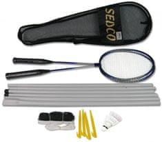 SEDCO Badmintonová sada SEDCO + síť B229