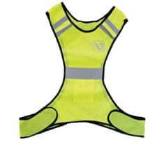 LivePro Reflexní vesta běh/cyklo - kolo LivePro neon/žlutá