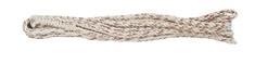 KV Lano na přetahování bavlna KV Řezáč 10 m červenorežná