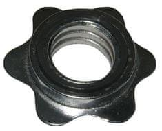 LiveUp Matice chromová k tyčce 30 mm LiveUp