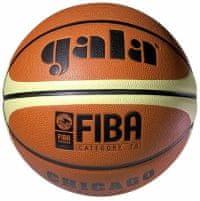Gala Míč basket CHICAGO BB7011S GALA hnědý velikost 7