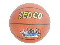 SEDCO Míč basket kůže Sedco OFFICIAL STREET - 7 doprodej