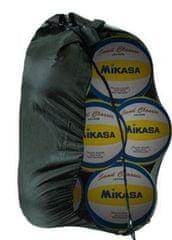 Mikasa Míče beach volejbal MIKASA VSV300M SET 6ks + nylonová síť