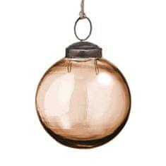Butlers Vánoční koule - oranžová
