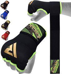 RDX Elastické vnútorné rukavice HOSIERY INNER STRAP BLACK, veľkosť XL