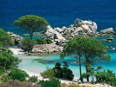 Nathan Beach of Palombaggia, Corsica 1000 dielikov