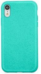 Forever Zadný kryt Bioio pre iPhone XS Max mätový, GSM093952