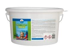PRO BAZÉN Tablety MULTI MAXI 5v1 do bazénu 5 kg