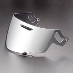 Arai plexi 3D VAS-V zrkadlová strieborná
