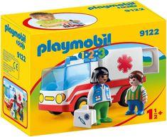 Playmobil rešilni avto (9122)