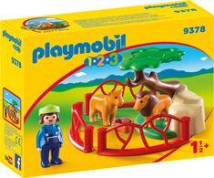 Playmobil ograda za leve (9378)