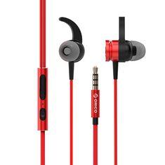 Orico Sporting slušalice, crvene