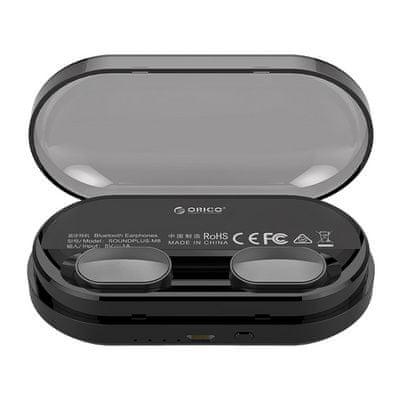 Orico Bluetooth True Wireless slušalke, črne