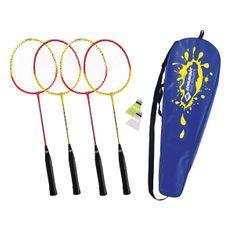 Schildkröt badmintonový set - 4 hráči