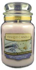 Yankee Candle Classic velký 623 g Honey Lavender Gelato